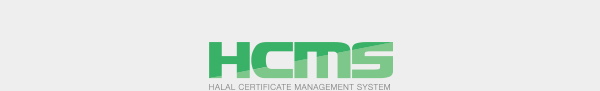 Halal Certificate Management System (HCMS)